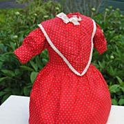 SALE French Dress For A Jumeau Or Other French Doll