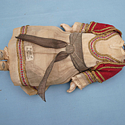 """""""Montenegro Woman"""" Doll Outfit With Compo Body"""