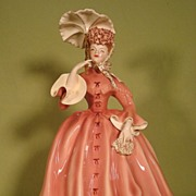 SALE Vivian porcelain figurine by Florence Ceramics