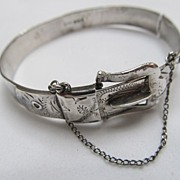 SALE English Bracelet Buckle/Form