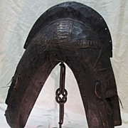 REDUCED African Marka-Bambara--Burkina Faso- Mask