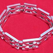SALE Sterling Silver  Bracelet
