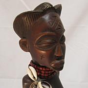 SALE African Chokwe Maternity Figure  Angola