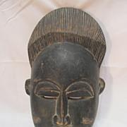 SALE Old African Mask Ivory Coast Wood