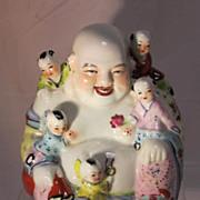 Chinese  Budai Porcelain