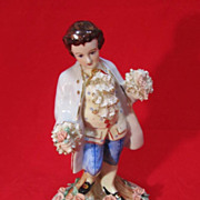 Porcelain Figure by Heirlooms of Tomorrow