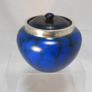 Art Pottery Jar