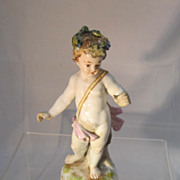 SALE Meissen Figure of a Putti