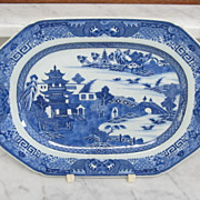 REDUCED Antique Chinese Export Platter