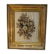 REDUCED French Hair Art Floral