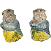 Old Chinese Ceramic Figures
