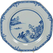 SALE Early 18th Century Chinese Plate