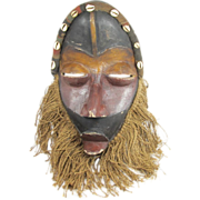 SALE African Tribal Mask Dan