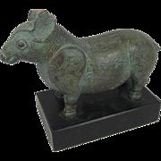 Chinese Tapir on Stand