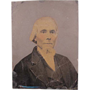 Antique Photogravure Gentleman