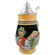 Miniature German DBGM  Stein
