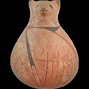 Ceramic Pot Native American -Style