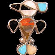 Zuni Eagle Ring