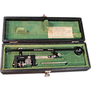 SALE Planimeter drafting kit