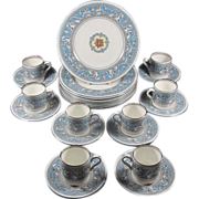 SALE Desert Service for 8 by Wedgwood