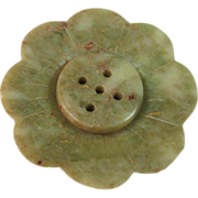 Chinese Jade Incense Holder