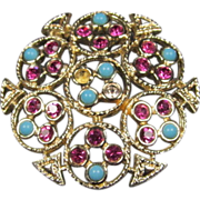Sara Coventry Brooch