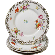 Four Tirschenreuth Side Plates