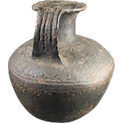 Ancient Antique Pottery Jug