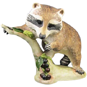 Large Cybis Raccoon