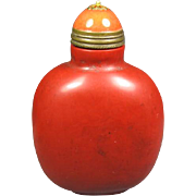 Chinese Composite Snuff Bottle