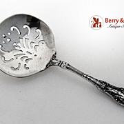 Mythologique Bon Bon Nut Candy Spoon Gorham Sterling Silver 1894