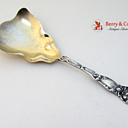 Shiebler Fiorito Bon Bon Scoop Sterling Silver 1902