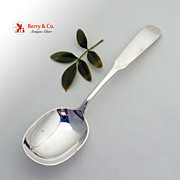 Serving Spoon Sterling Silver  G.Erickson
