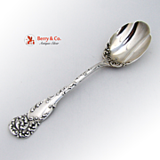 SALE PENDING La Reine Sugar Spoon Sterling Silver Reed and Barton 1893