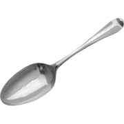 Table Spoon Sterling Silver London 1756