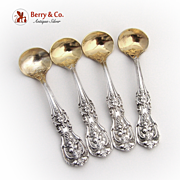 SALE PENDING Francis I Master Salt Spoon Reed and Barton Sterling Silver