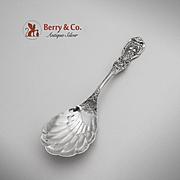 SOLD Francis I Sugar Shell Spoon Sterling Silver Reed Barton 1950