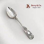 Imperial Russian Table Spoon 84 Standard Silver St Petersburg 1838