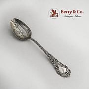 Golden Gate san Francisco Souvenir Spoon Sterling Silver Wallace 1900