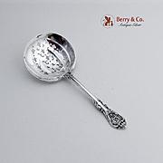 King Edward Bon Bon Candy or Nut Spoon Sterling Silver Gorham 1936