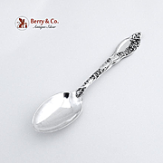Mille Fleurs Teaspoon Sterling Silver International 1904