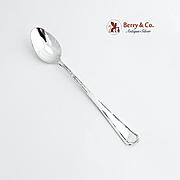 Fairfax baby Feeding Spoon Sterling silver Gorham