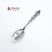 State Capitol Denver Souvenir Spoon Sterling Silver