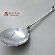 Bon Bon Spoon Royal Danish International 1939 Sterling Silver No Monograms