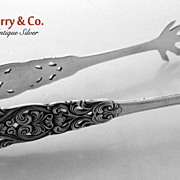 Valdres Ice Tongs Sterling Silver Marthinsen