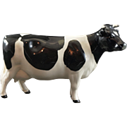 "BESWICK Friesian Cow CH. ""Claybury Leegwater"" Model No. 1362A"