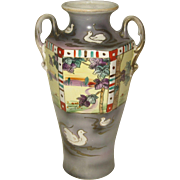 SALE Royal Nishiki Nippon Vase