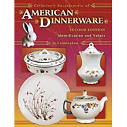 Collector's Encyclopedia of American Dinnerware by Jo Cunningham