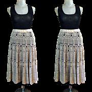 Vintage Lace Skirt. 1960's