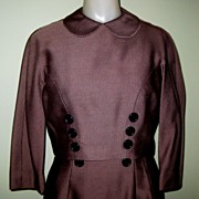 "Jacket Dress, Early 60's ""That Girl"" Vintage"